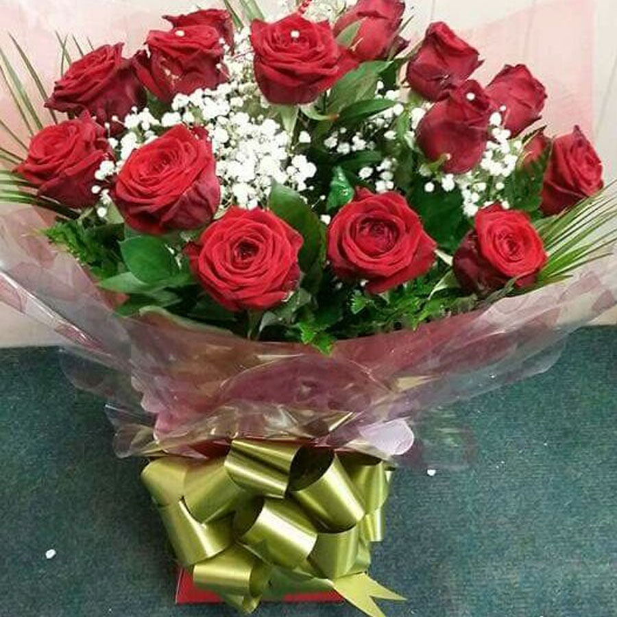 Personalised Flower Bouquets Cleveleys